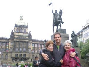 Prague-horse